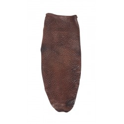 Beaver tail grip Brown for Recurve or Longbow 3RIVERS ARCHERY - ULYSSE ARCHERIE