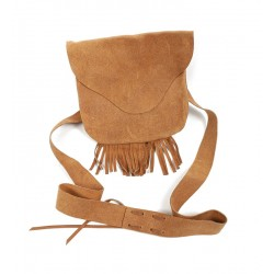 American leather trapper bag 3RIVERS ARCHERY - ULYSSE ARCHERIE