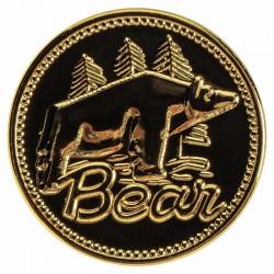 Pin's à collectionner avec logo Bear Archery - ULYSSE ARCHERIE