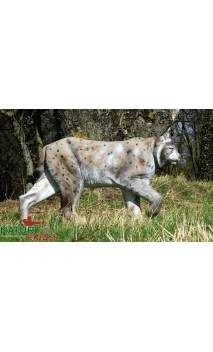 Cible 3D LYNX NATUR FOAM
