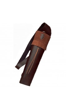Dorsal Traditional Quiver NEET - Ulysses archery - equipment - accessorie -