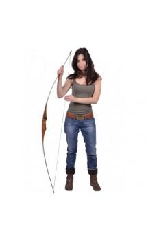 "Arc Chasse 3D Longbow Dakota 64"" BEARPAW - ULYSSE ARCHERIE"