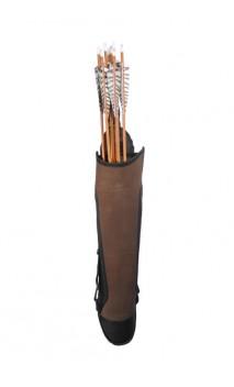 Rückenköcher Back Pack Traditional BEARPAW - ULYSSE ARCHERIE