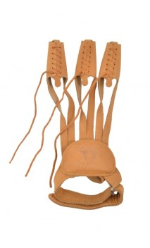 Glover Lederhandschuh Archery Glove Super-BEARPAW