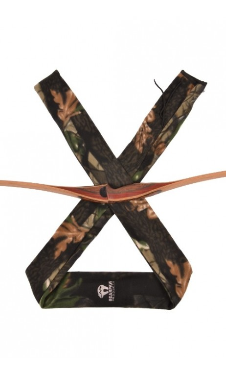 housse d'arc chasse camo bearpaw