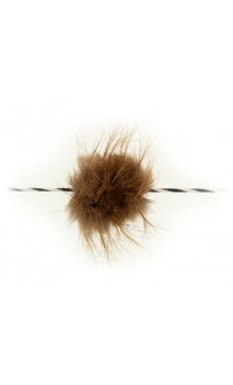 Silencieux de corde en Castor (Beaver Puffs) BEARPAW PRODUCTS