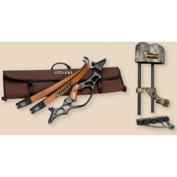 Bow Recurve Hunting Hoyt Game Master II - Ulysses archery - equipment - accessorie -