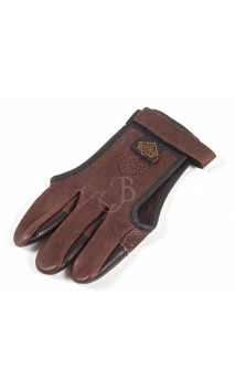 Deerskin Big Archery Tradition Shooting Glove