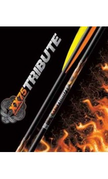 Tube Aluminium XX75 Tribute Easton - Ulysses archery - equipment - accessorie -