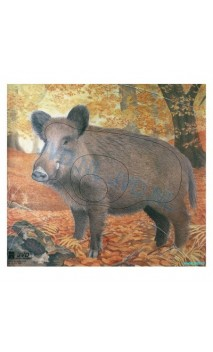 SANGLIER(JVD Animal Face Wild Boar ) - Ulysses archery - equipment - accessorie -