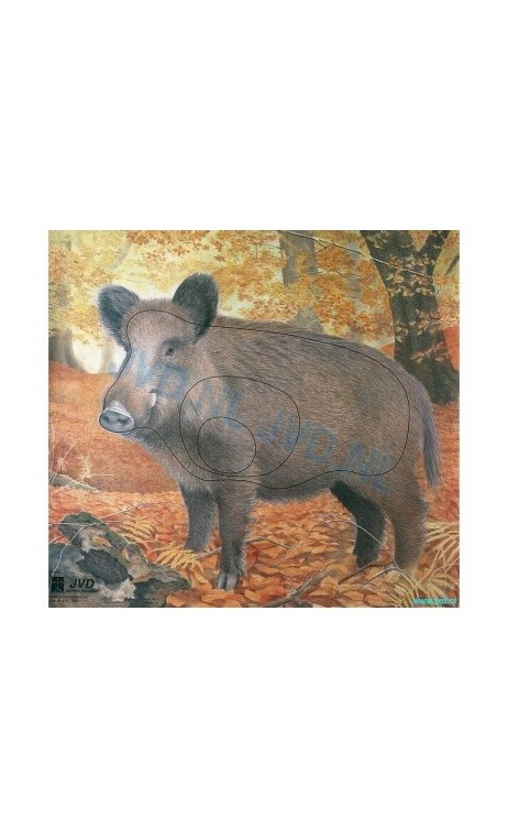 SANGLIER(JVD Animal Face Wild Boar )