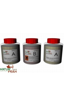 Kit A Reparation Cible 3D NATUR FOAM