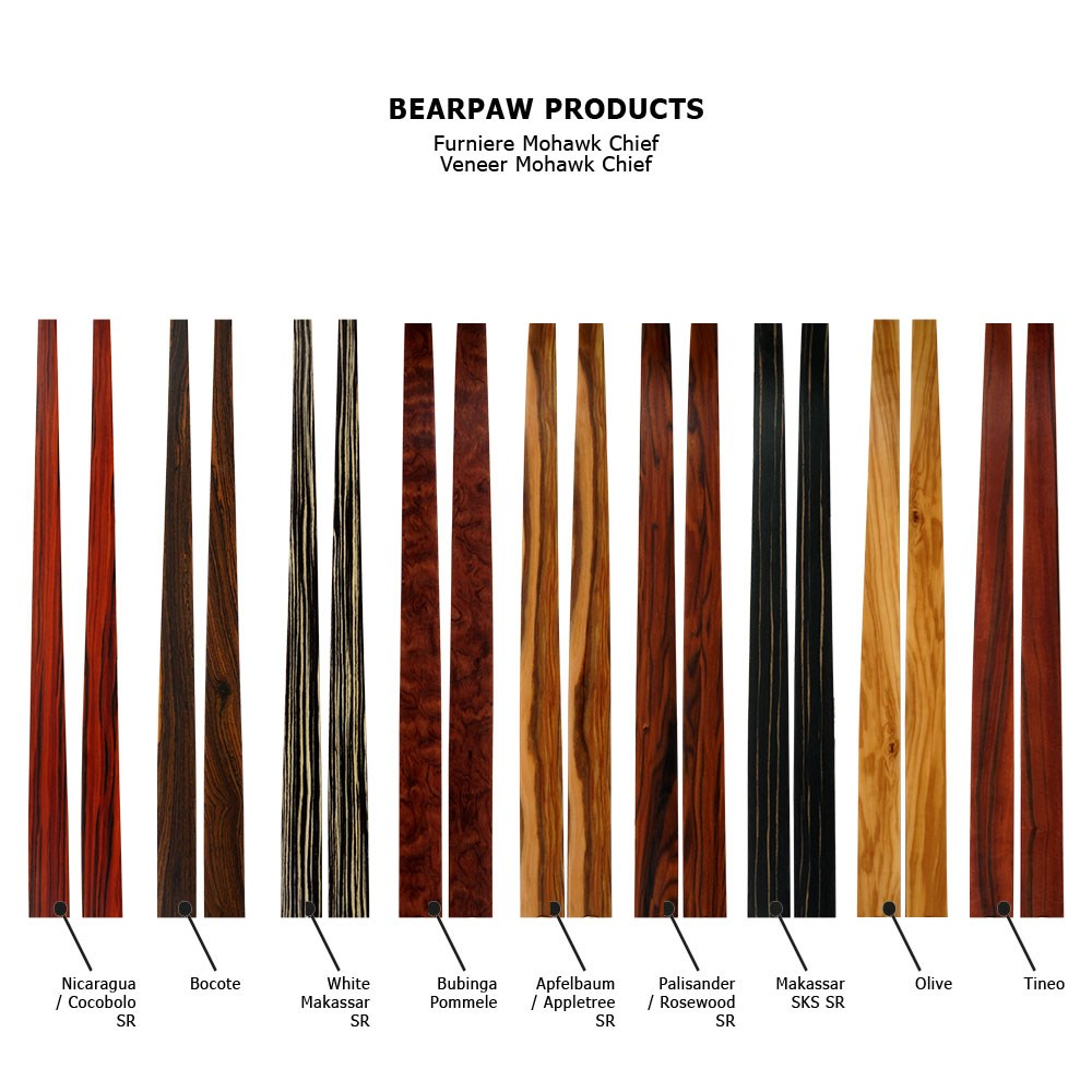 Branches mohawk chief bearpaw