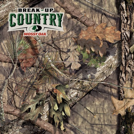 Mossy Oak Break up Country