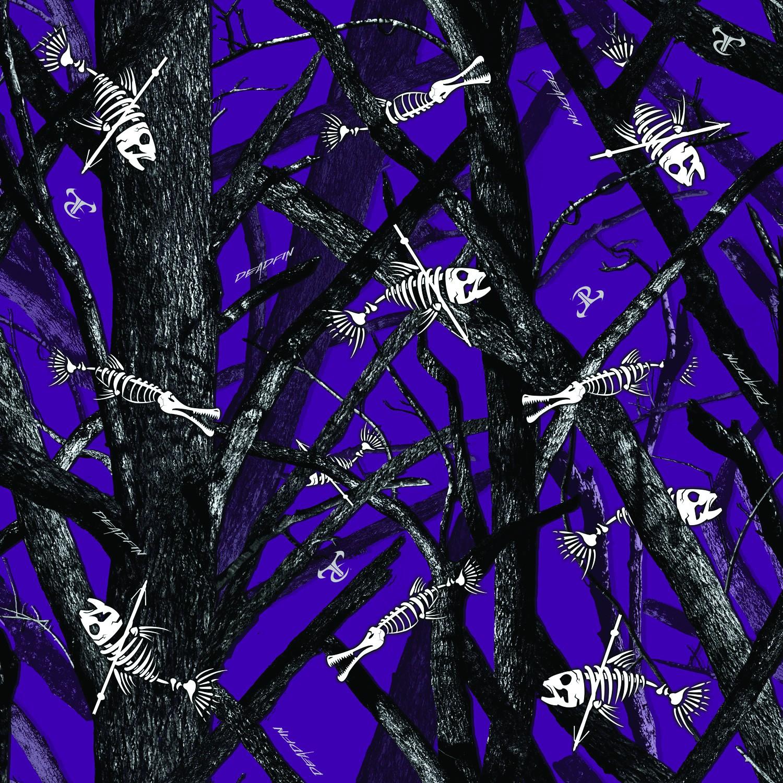 Purple Dead Fin